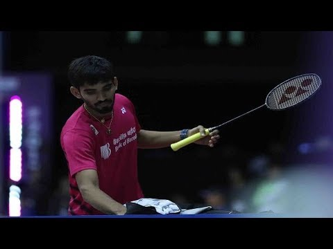 World Badminton Championships 2017: Srikanth wins, Ponappa-Reddy lose in mixed doubles