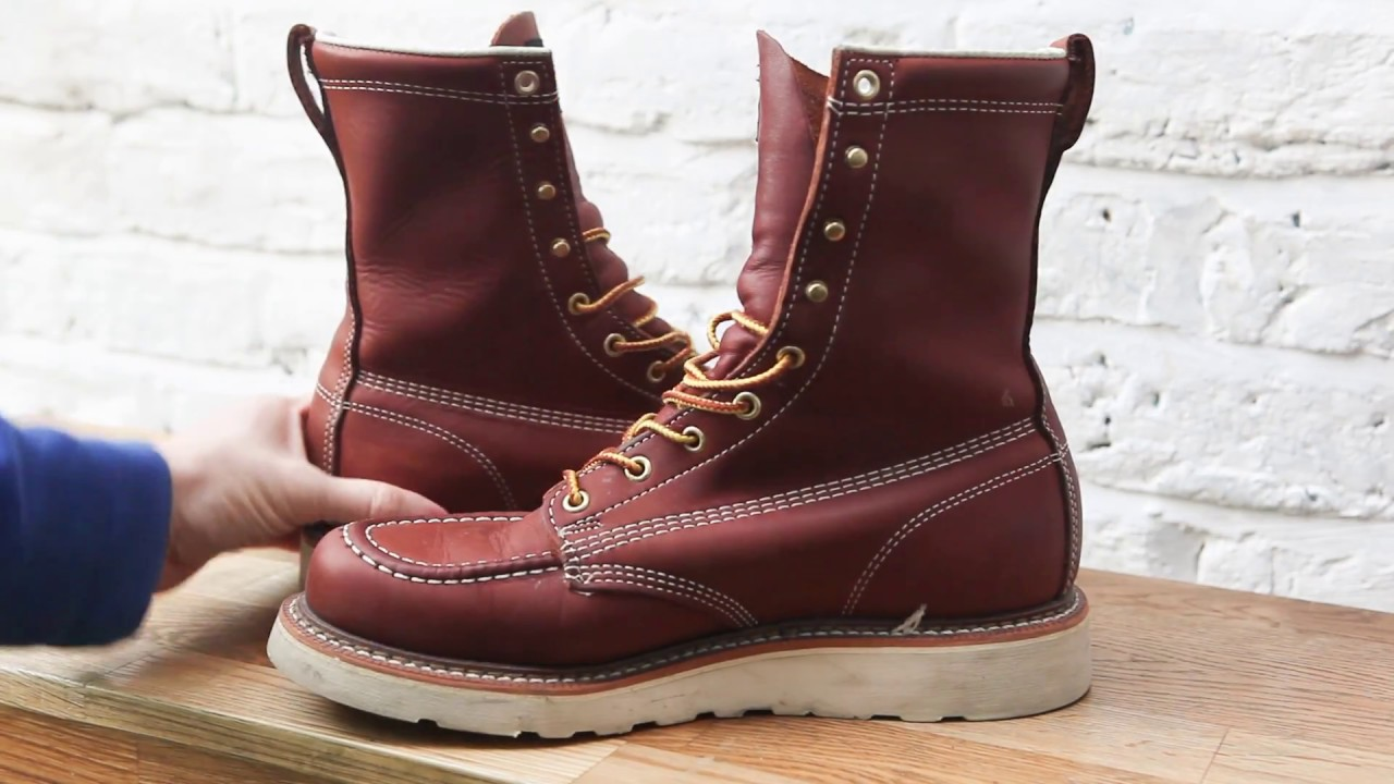 be06ea5d386 8` Thorogood Boots Review After 3 Weeks of Wear by The GRC