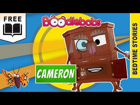 Cameron | Free Bedtime Stories 2 to 8yrs | BoodleBobs EP05