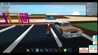 JDM and truck meet| ROBLOX B&R