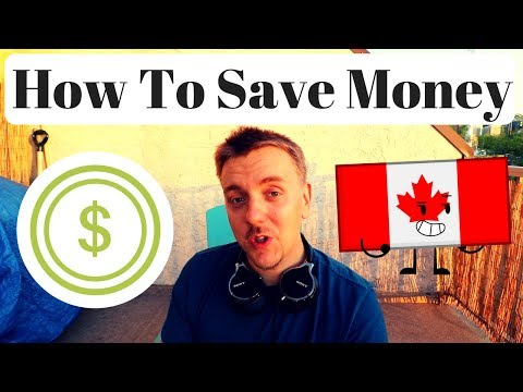 How To Save Money In Canada  | Stay On Budget
