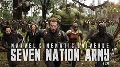 Marvel || Seven Nation Army