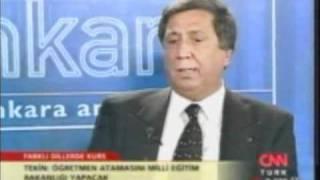 Necdet Tekin - CNNTurk Röportajı