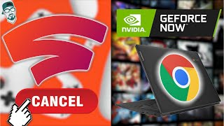 Stadia Pro Cancellations, GeForce Now Comes to Chromebook...Kinda, Shadow News and More!