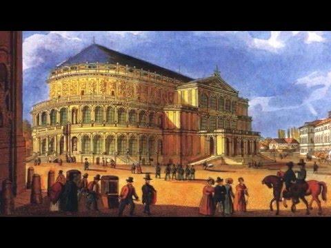 WAGNER Rienzi opera, Overture (1840) Paul PARAY & Detroit Symphony