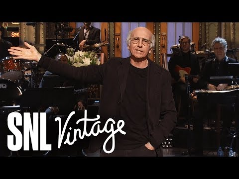 Larry David Monologue  SNL