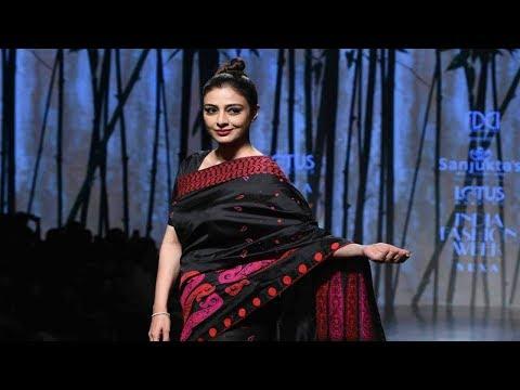 Tabu Walks For Sanjukta Dutta | Spring/Summer 2019 | India Fashion Week