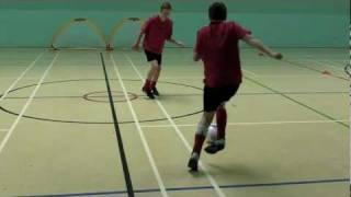 1 v 1 soccer skills practice - learn football soccer skills