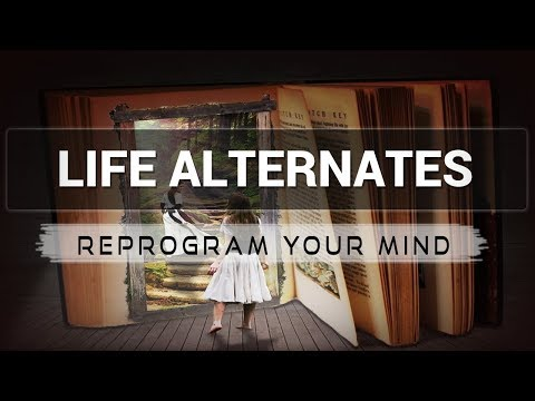 Positive Affirmations for Alternates in Life - Law of attraction - Hypnosis - Subliminal