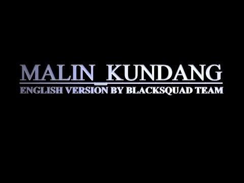 Malin Kundang English Version | Blacksquad Team Production | SMK Budiniah Citeureup