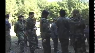 1998年に北見若葉フィールドでサバイバル・ゲームを開催した時の動...