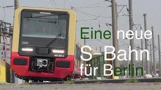 Eine neue S-Bahn für Berlin