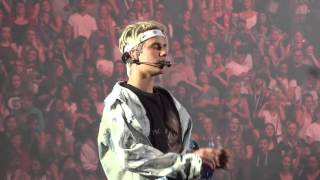 Download Justin Bieber, What Do You Mean and Baby, Denver, CO 04-04-2016 Mp3 and Videos