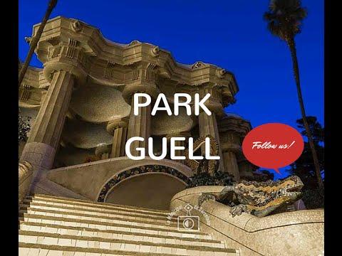El Park Güell, historia de una obra inacabada