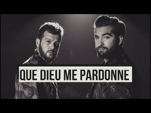 Kendji Girac - Que Dieu Me Pardonne ft. Claudio Capéo (Paroles)