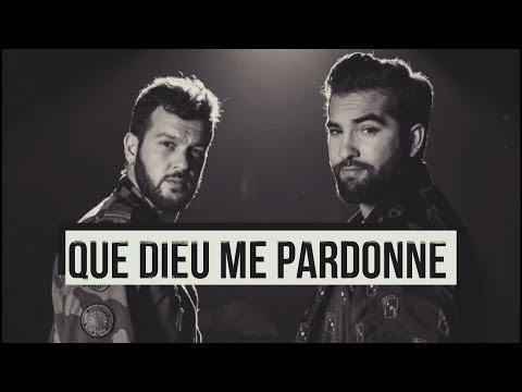 Kendji Girac - Que Dieu Me Pardonne ft. Claudio Capéo (Paroles)