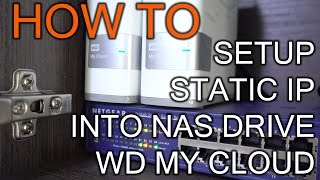 How To set Static IP To WD My …