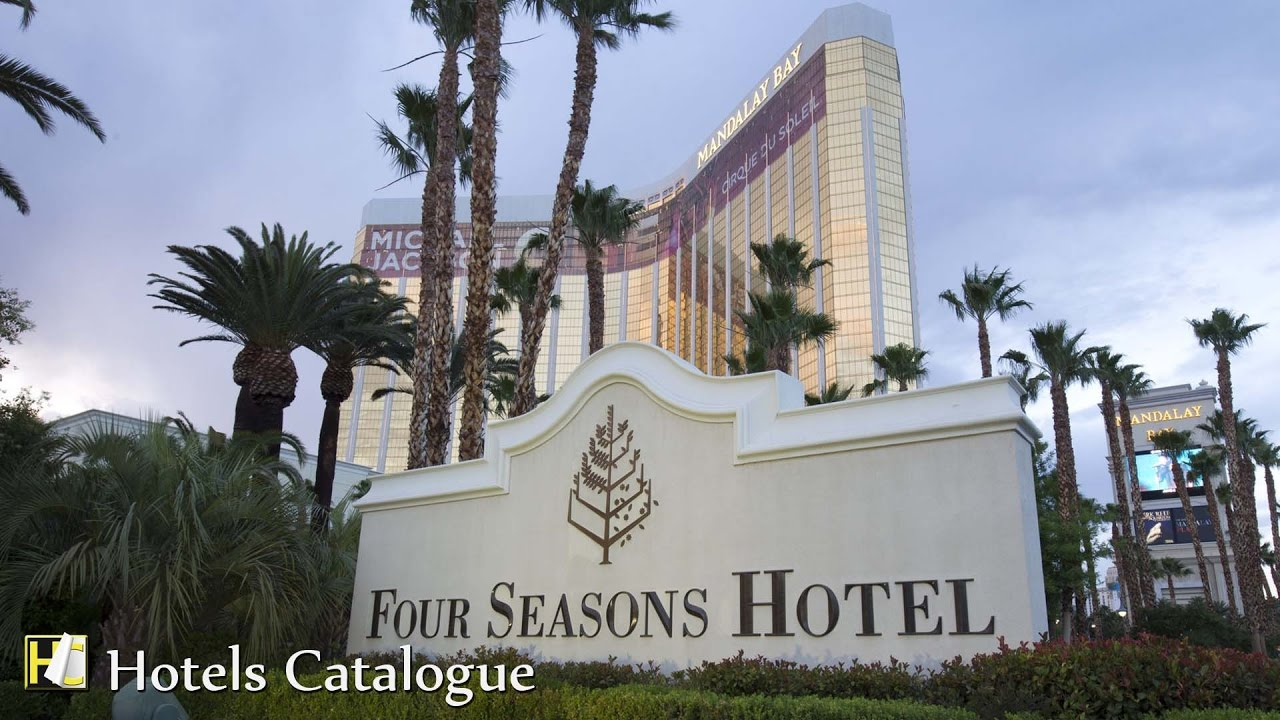 The Four Seasons Hotel Las Vegas