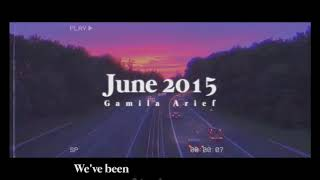 JUNE 2015 LYRICS VIDEO