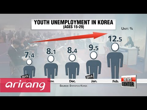 Young Korean jobs seekers struggle to stand out from crowd
