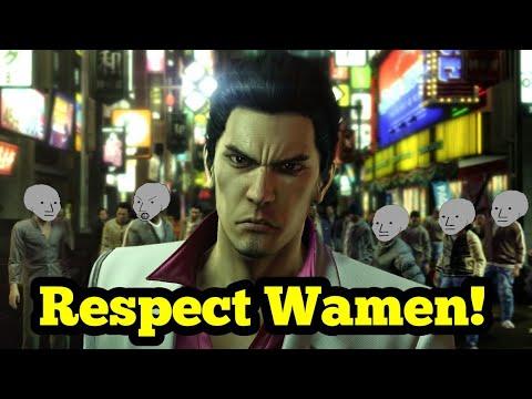 Yakuza Creator Says Women Probably Like The Series Because Guys