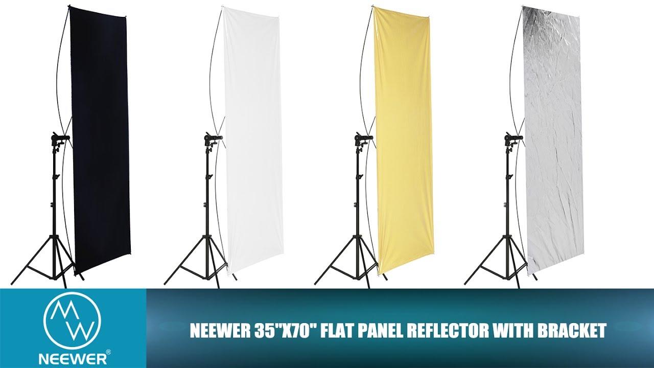 SET-UP INSTRUCTION| Neewer Reflector Perfect for Indoor Studio ...