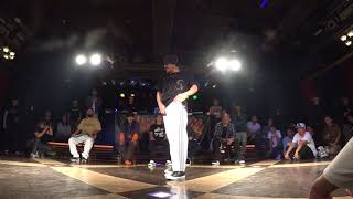RYOSUKE vs MASAO_Hook up!! POPPING_FINAL BATTLE_2017.10.20