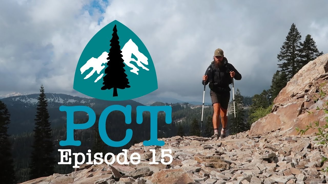 PCT 2018 Thru-Hike: Episode 15 - Refuel: Food, Beer, and Rest