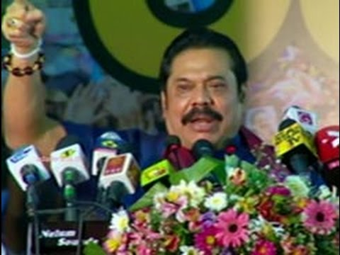 Peraliyaka Peramaga: Joint Opposition holds anti-govt rally in Galle