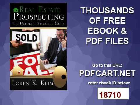 Real Estate Prospecting The Ultimate Resource Guide