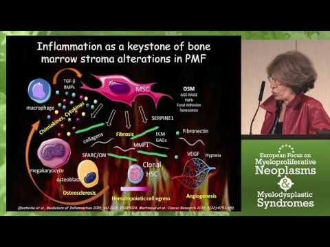 Cytokines, Cells, and Inflammation in MPN