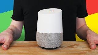 CRASH TEST : Google Home