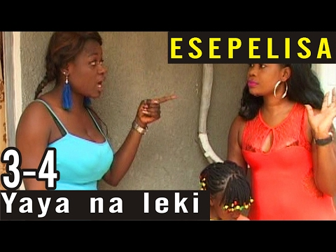 Yaya na Leki 3-4 Theatre Esepelisa de Groupe Munduki de Fioty Ngoma Nouveauté Theatre Feelgood Movie