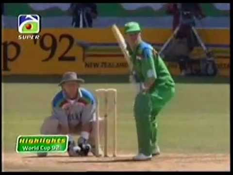 **Rare** New Zealand vs South Africa World Cup 1992 HQ Extended Highlights