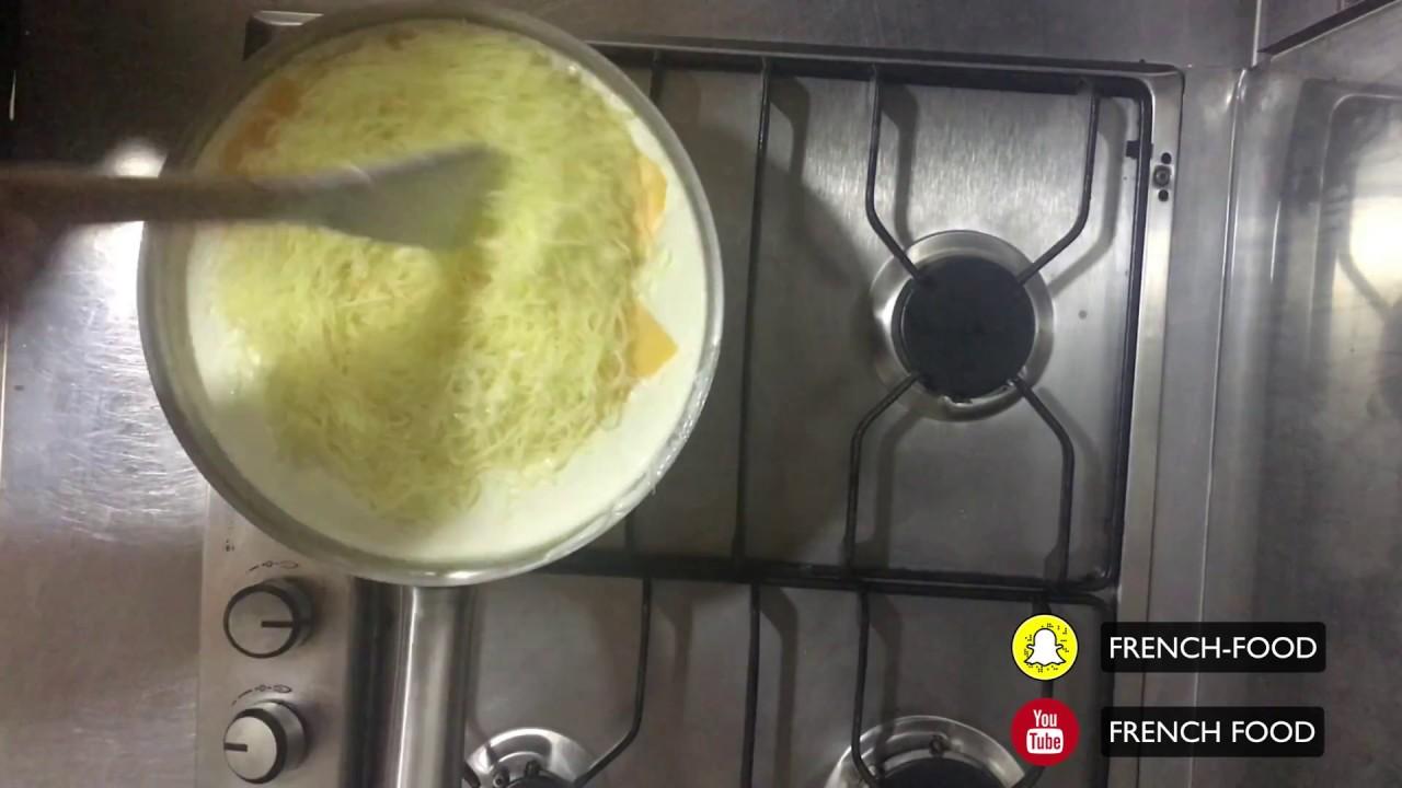 Comment faire la sauce fromagère vidéo complet