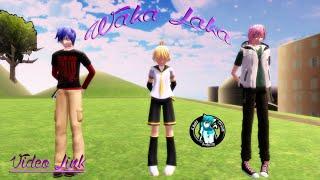 [ MMD ] Waka Laka + DL