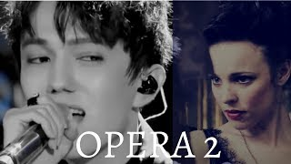 Dimash- Opera 2 (unofficial music video with Eng Sub)