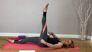 #12 Studio Scoop Pilates   Improver level   Full body session
