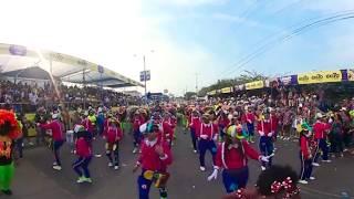 360° BATALLA DE FLORES 2019 CARNAVAL DE BARRANQUILLA