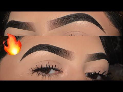 Updated Eyebrow Tutorial IG Brows | Anastasia Beverly Hills Dipbrow Pomade