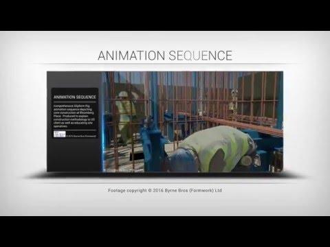 Animation Sequences - Unitas3D