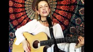 ON THE EDGE - words & music Anna Scott - Americana country - solo singer songwriter
