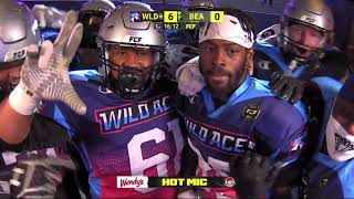 Wild Aces vs. Beasts   FCF Week 2 Game Highlights