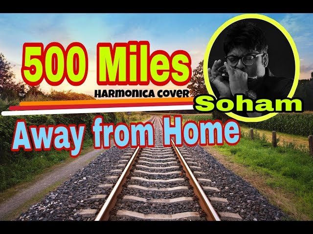 Five hundred Miles | Instrumental | 500 Miles by Soham |