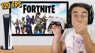 *NUOVO* PRIMA VOLTA SU PS5 con FORTNITE! (PS5 o XBOX SERIES X)