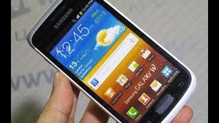 Samsung GT i8150 Galaxy W Hard Reset, Format Code solution