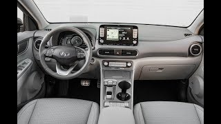 New Hyundai Kona Electric US Concept 2019 - 2020 Review, Photos, Exhibition, Exterior and Interior