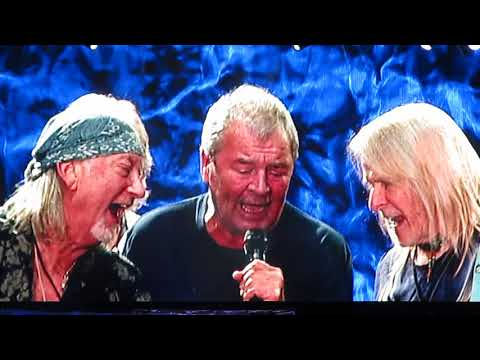 Deep Purple - Sometimes I Feel Like Screaming @ Tauron Arena, Kraków 1.07.2018