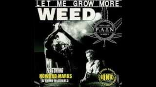 Propaganda And Information Network (P.A.I.N.) - Let Me Grow More Weed (ft. Howard Marks)