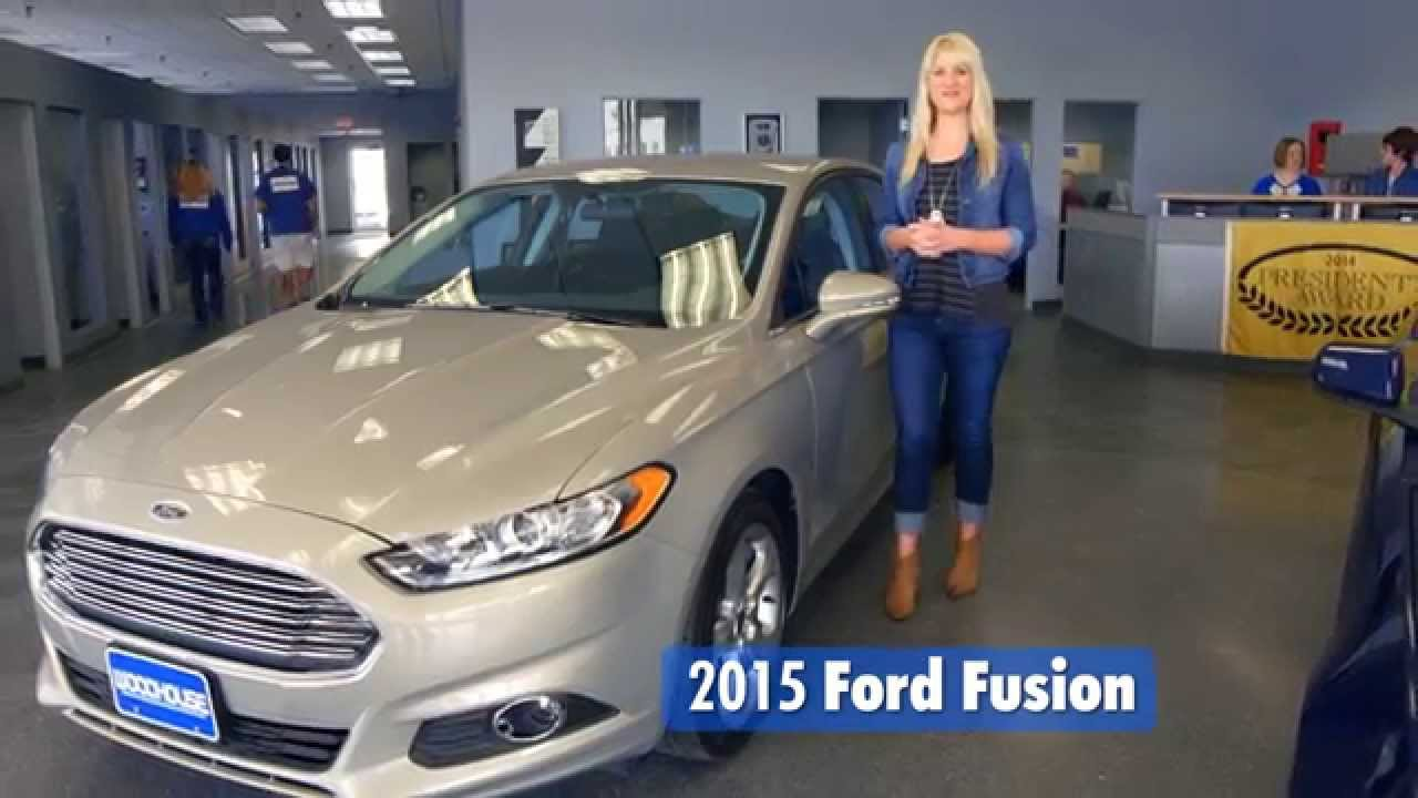 Woodhouse Ford May 2015 Youtube